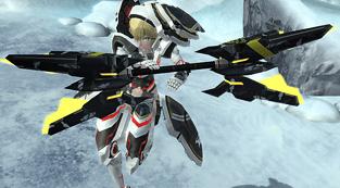 pso2 machine gun photon arts
