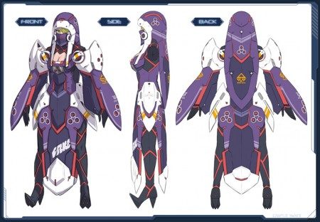 PSo2 Crater Costume concept