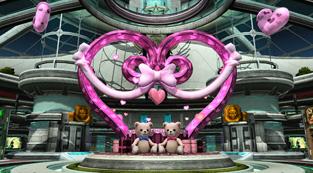 Valentine Lobby