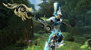 Wand Weapon Camo