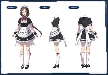 Pure Maid Dress (2)