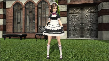 Pure Maid Dress