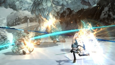 PSO2 Bullet Bows