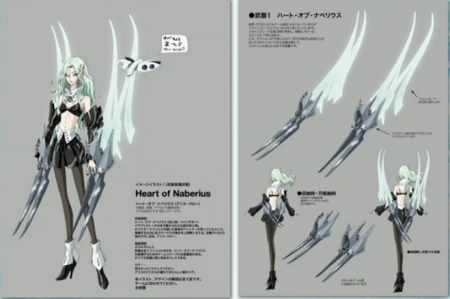 Heart Of Naberius