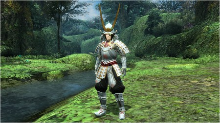 Warrior Costume A