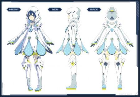 Aquaria Coat