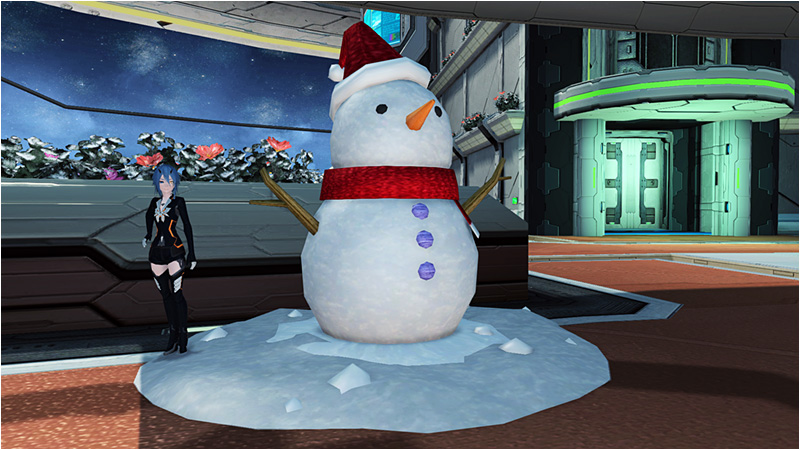 Pso2 Christmas 2020 Costumes PSO2 JP: Merry Christmas Collection Introduces All Class Takt