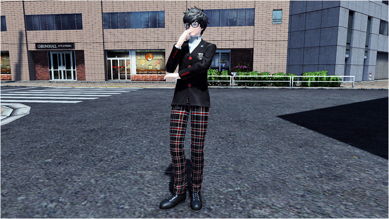 PSO2 Summons Persona 5 Outfits | PSUBlog